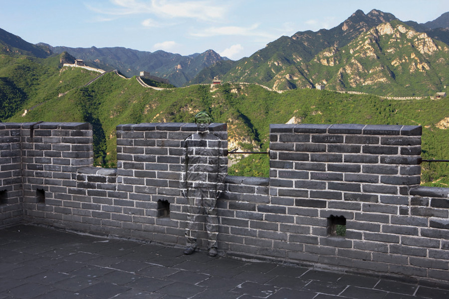 Artwork By Liu Bolin Is A Sight To See As He Turns Invisible