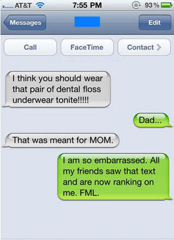 18 Very Awkward Parents Texts. These Will Make You Crack Up.