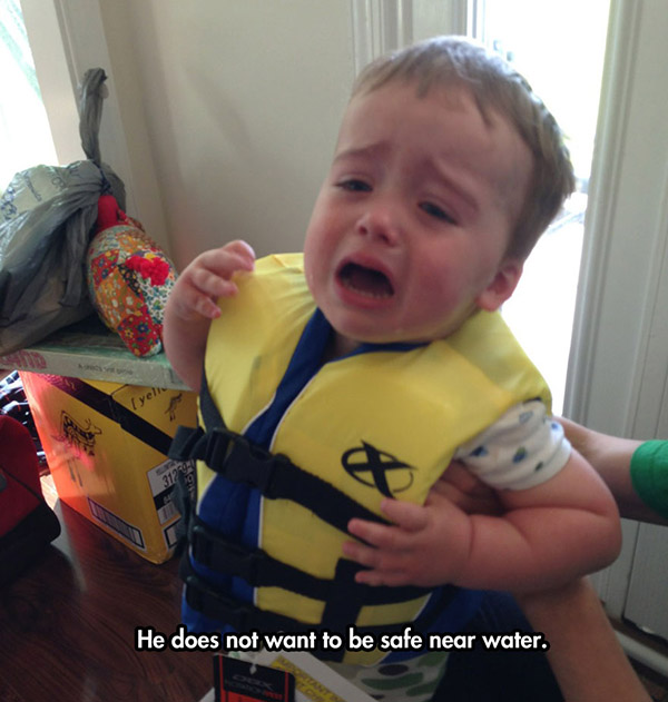 The Reasons These Kids Are Throwing Tantrums Will Have You On The Floor