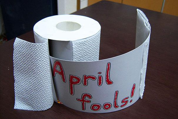 25 Of The Best April Fools Ideas. Some Of These Are Just Downright Mean. LOL