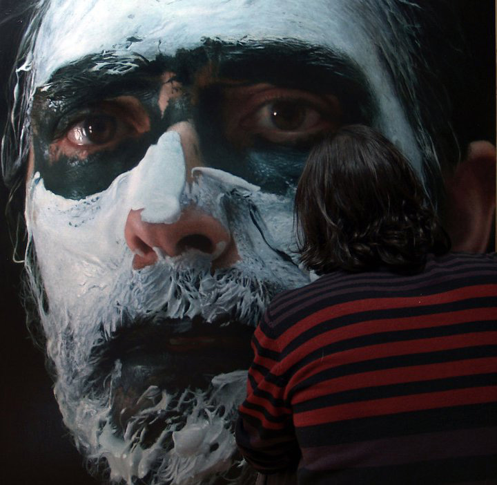 Artist Eloy Morales Creates The Most Incredible Hyper-Realistic Paintings