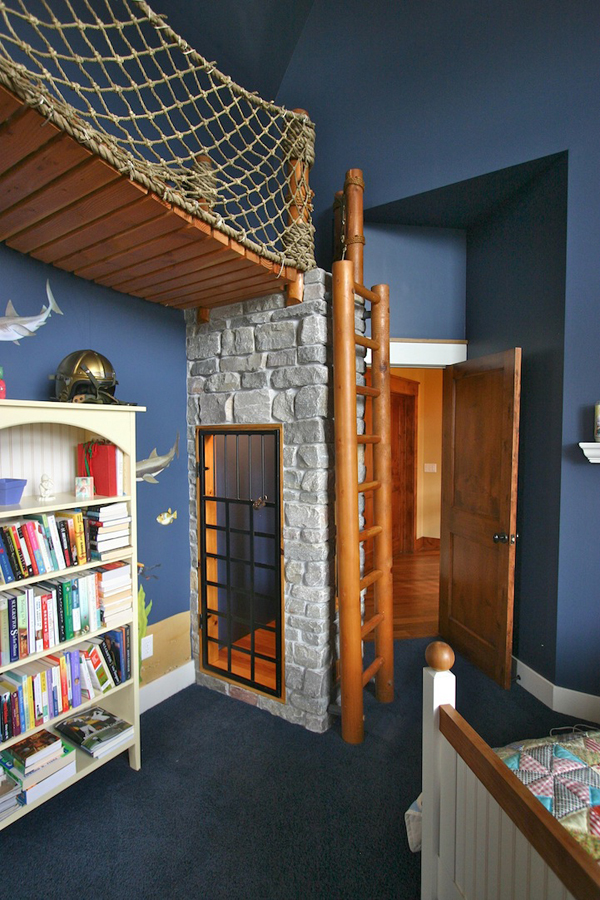 I Would Have Loved This Room As A Child. But I Think I Love It More As An Adult.