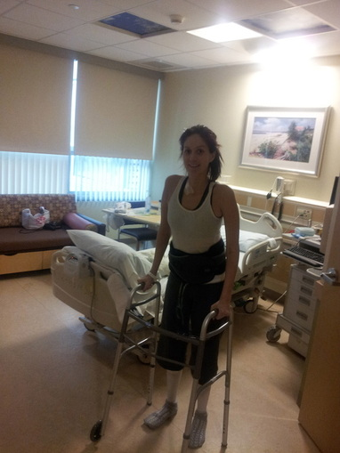 Doctors Said She Would Never Walk Again. She Didn't Like That And Did Something About It.