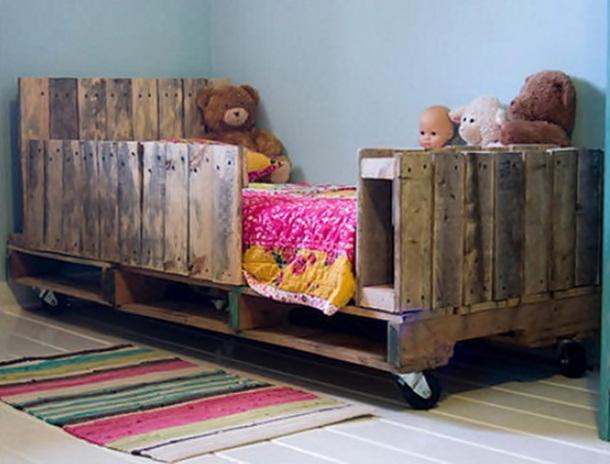 Here Are 25 Things You Can Do With Wood Pallets 19 Will