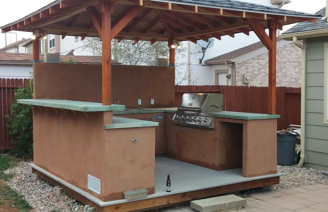 What This Guy Built In His Backyard Made Me Insanely