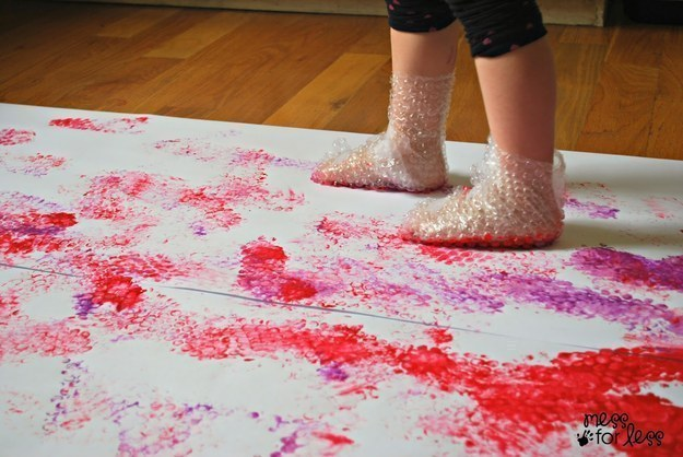 Here Are 33 Brilliant And Cheap Ways To Keep Your Kids Busy This Summer. #7 Looks Like A Blast.