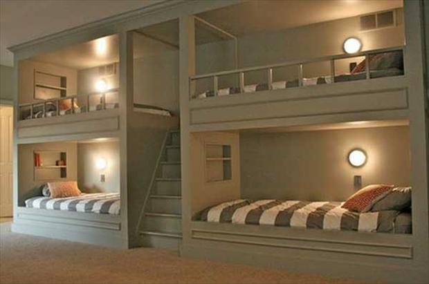 Inspirational These Kids Bunk Beds Made My Inner Child Extremely Jealous These Are Epic