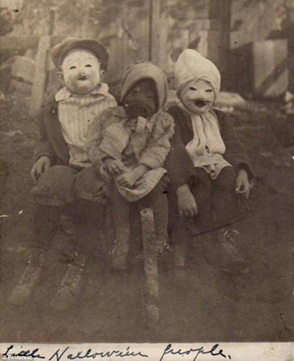 These 50 Very Rare Photos Will Ruin Everything You Knew About The Past. #9... WOW.