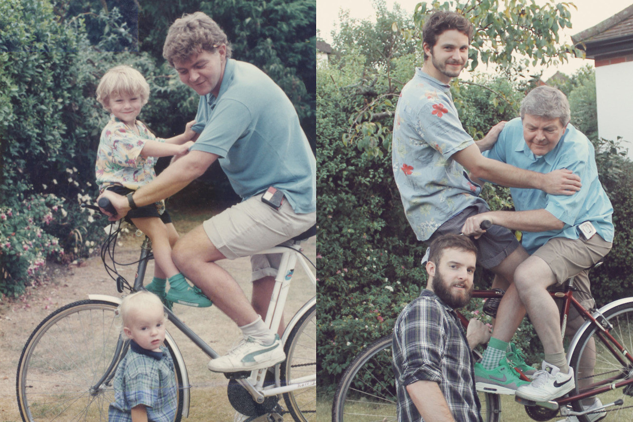 These Brothers Hilariously Recreated Past Baby Photos