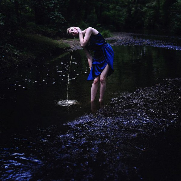 These Self Portraits Are Very Haunting. But They Are Also Very Beautiful.