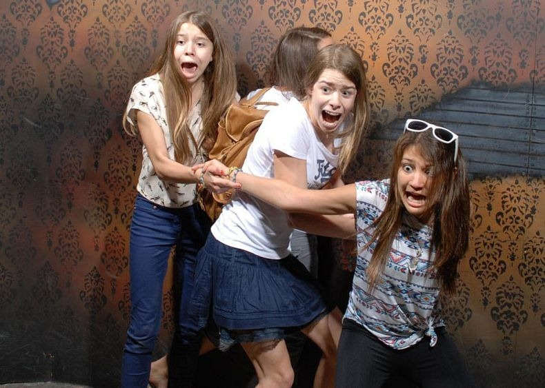 Pictures From The Haunted Nightmares Fear Factory