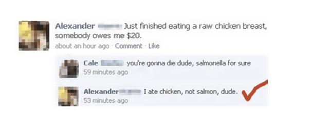 People Have Said Some Stupid Things On Facebook. But Nothing Tops What These 40 People Said.