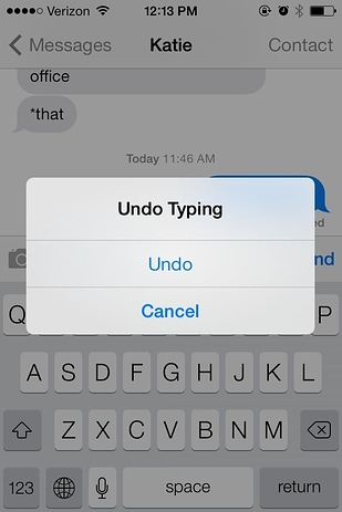 how to change text tone for one person on iphone