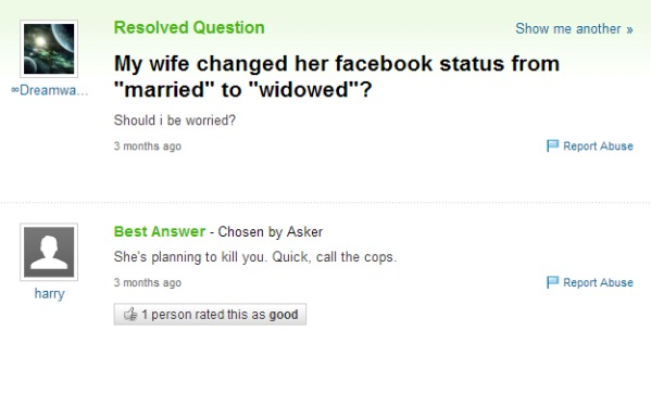 20 Dumbest Questions Ever Asked Online
