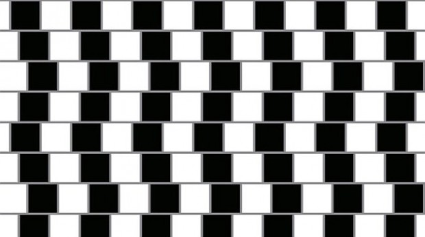 These 33 Optical Illusions Will Mess With Your Brain So Bad, That You'll Never Trust What You See Again.